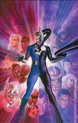 Secret Wars (3rd Series) #3H 2015 Ross Variant 2nd Printing FN Stock Image