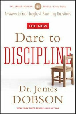 NEW The New Dare to Discipline By Dr James C Dobson Paperback Free Shipping