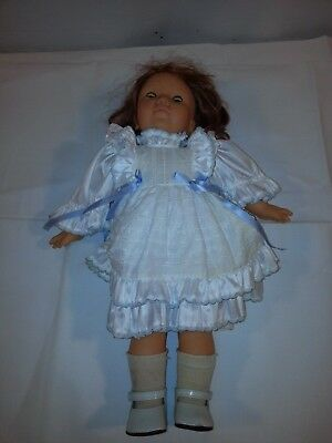 Vintage Gotz Doll Signed and Numbered 20 inches