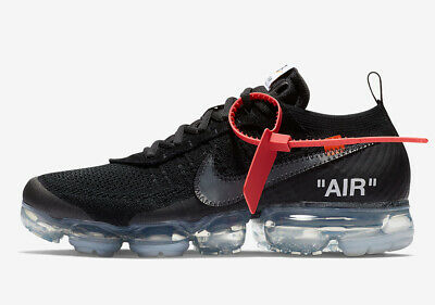 NEW AIR MAX X Off WHITE VaporMax 2.0 Running Shoes AA3831