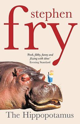 The Hippopotamus by Stephen Fry, NEW Book, (Paperback) FREE & Fast Delivery