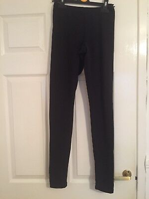 Chloe Noel Ice Skating Leggins Size Adult Small (8)