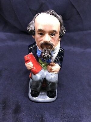 D6997 Charles Dickens  Royal Doulton Character jug , Boxed In Mint Condition