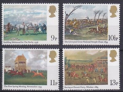 1979 Horse-Racing Painting(6 June) Unmounted Mint