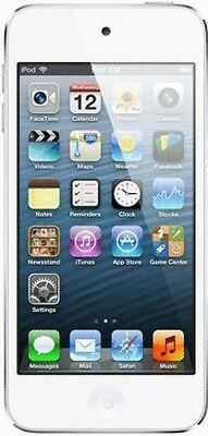 Apple iPod Touch 5. Generation - 32GB - WIFI - Weiß / Silber Super!