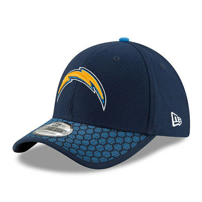 LA Chargers New Era Stretch-fit Sideline Cap - Size Small/Medium