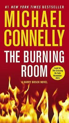 The Burning Room (#21 Harry Bosch Novel) By Michael Connelly New
