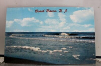 New Jersey NJ Beach Haven Postcard Old Vintage Card View Standard Souvenir Post