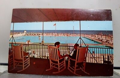 New Jersey NJ Ocean City Flanders Postcard Old Vintage Card View Standard Post