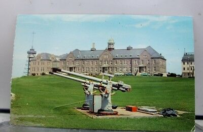 Rhode Island RI Naval War College Newport Postcard Old Vintage Card View Post PC