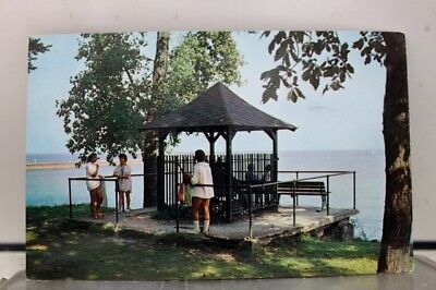 Ohio OH Lakeside Old Bell Postcard Old Vintage Card View Standard Souvenir Post