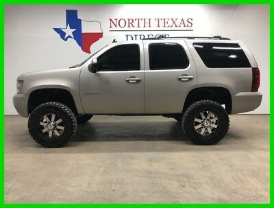 2009 Chevrolet Tahoe 2LT Lifted New 35 Tires Leather Moto Metal Wheels 2009 2LT Lifted New 35 Tires Leather Moto Metal Wheels Used 5.3L V8 16V