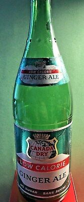 Rare Vintage    Low Calorie  Cabada Dry Ginger Ale  1963-67