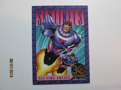 1993 X-Men Series 2 - Gold Foil 30 Years Cards - Pick One