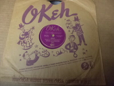 1940 OKeh 78/Tiny Hill and his Orchestra/E!!!