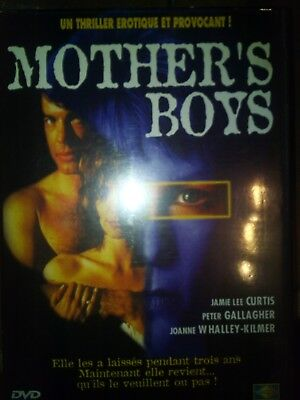DVD MOTHER'S BOYS avec JAMIE LEE CURTIS, PETER GALLAGHER