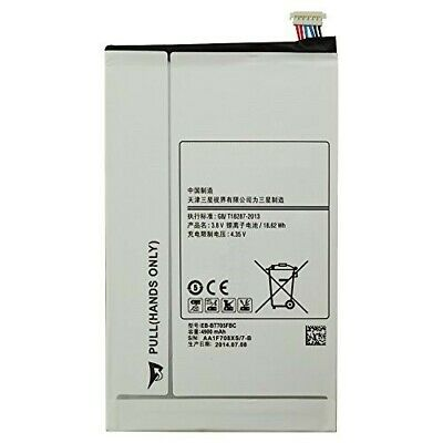 Samsung Galaxy Tab S 8.4 Battery Genuine Replacement SM-T700 SM-T705 EB-BT705FBE