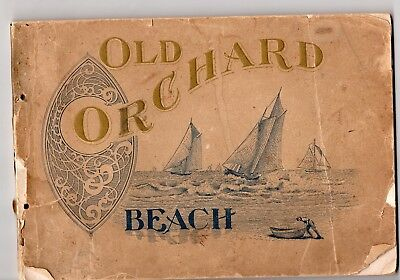 1900 Views of Old Orchard Beach, Maine