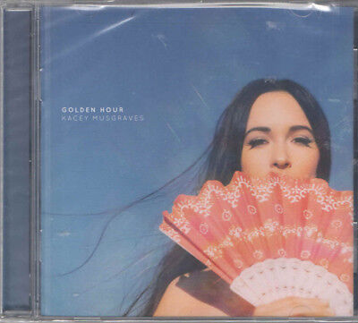 Kacey Musgraves - Golden Hour New CD