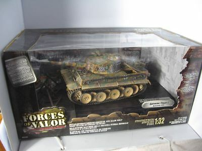 "Forces of Valor: 1/32 Modell ""Tiger 1"" - selten !"