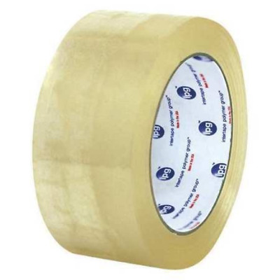 """Intertape Polymer Group 9852 CLR 1.88"""" X 54.6 Yards Clear Storage Tape"""