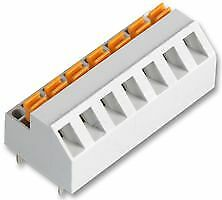 CSTB/07 Camdenboss Terminal Block Screwless 7 Way