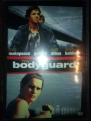DVD MY BODYGUARD de TONY BILL. , avec CHRIS MAKEPEACE, RUTH GORDON, MATT DILON.