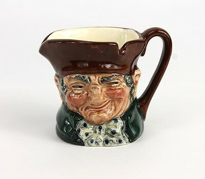 Collectable Royal Doulton Vintage Character Toby Jug Old Charley D6046 Fabulous