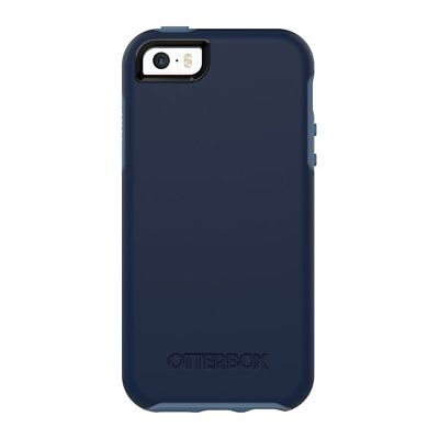 OtterBox SYMMETRY SERIES Case for iPhone 5/5s/SE (ADMIRAL BLUE/DARK BLUE)