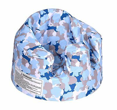 Bumbo Floor Seat Cover Blue Camouflage