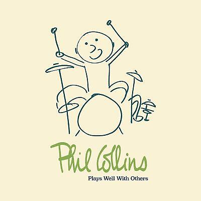 Phil Collins - Plays well with others (2018) 4CD Neuware