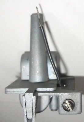 Vintage  Marx Side Smoke Unit New Old Stock With Side Screws Free Ship And Ins.