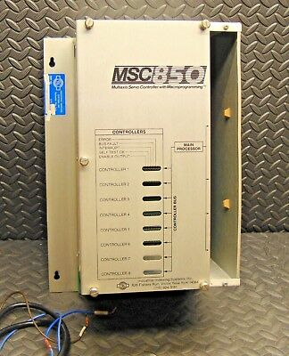 IIS Industrial Indexing Systems MSC-850 Servo Motion Controller Power Supply
