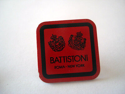 PINS BATTISTONI ROME NEW YORK MODE VINTAGE PIN'S wxc 26