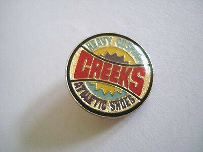 Pins Rare Company Creeks Athletic Shoes Mode Fashion
