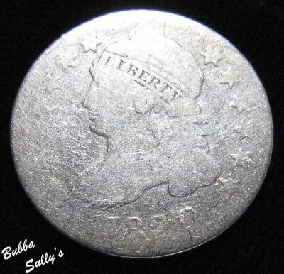 1820 Capped Bust Dime <> GOOD