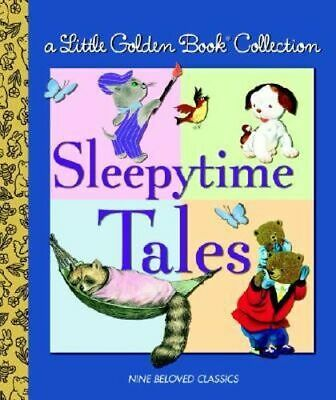 NEW LGB Collection Sleepytime Tales By Golden Books Hardcover Free Shipping