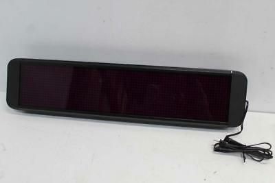 Apollo Wireless LED Alpha Sign Display AS122R