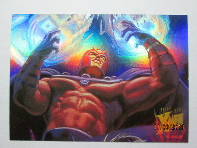1996 X-Men Fleer Ultra: Wolverine - Holoflash Cards - Pick One