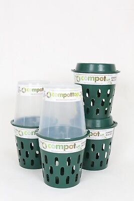 Compost Bins/Composters Direct Compost Solutions Green Compots Starter Kit #2