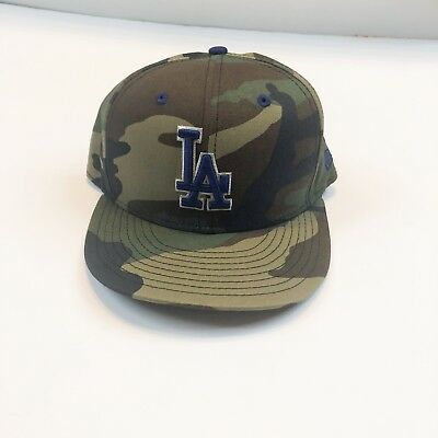 deeb77981b6407 ... best price los angeles dodgers lad mlb authentic new era 59fifty fitted  cap 5950 hat camo