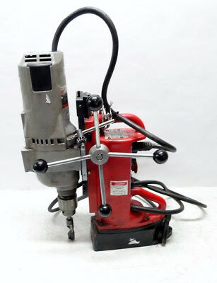 Milwaukee 4203/4297 12.5Amp Adjustable Position Electromagnetic Drill Press