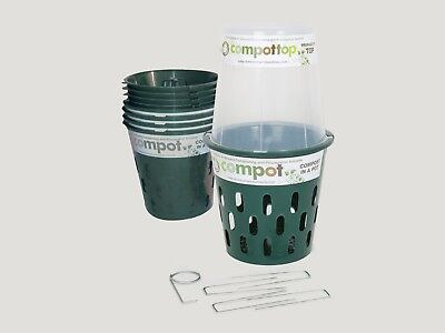 Compost Bin/Composter Direct Compost Solutions Green Compots Starter Kit Special
