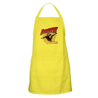 CafePress Daredevil 3 Apron Full Length Cooking Apron (1514419325)