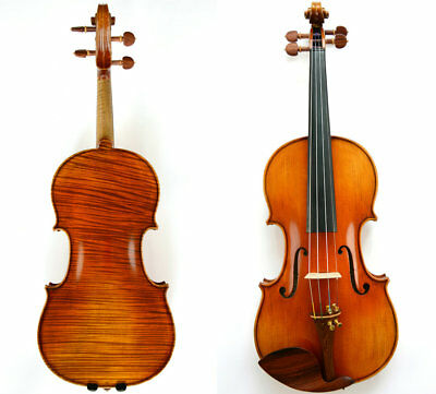 "Proud Violin Outstanding Sound Stradivari 1716 ""Messiah"" Violin No.W10"