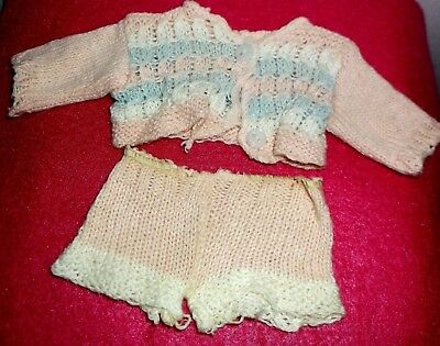 Vintage Doll clothes accessories tiny tears betsy wetsy outfit 1950's