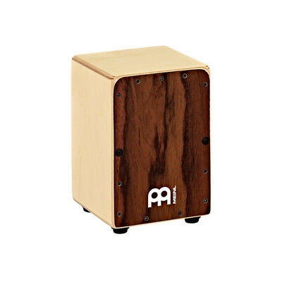 Meinl MC1DE MINI Cajon, Dark Eucalyptus Frontplate (NEW)