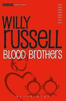 Blood Brothers (Methuen Modern Play) (Modern Classics), By Willy Russell,in Used