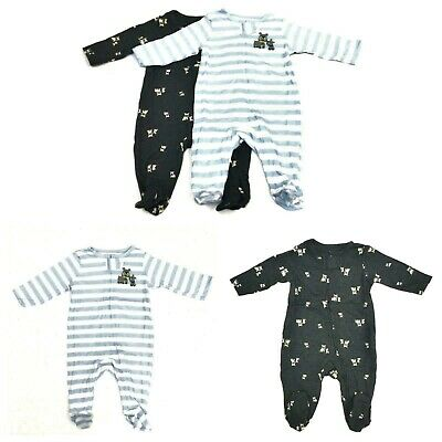 84490c6516fd CARTERS BABY 2-PACK Sleeper Gowns with Elephant Print 3 Months ...