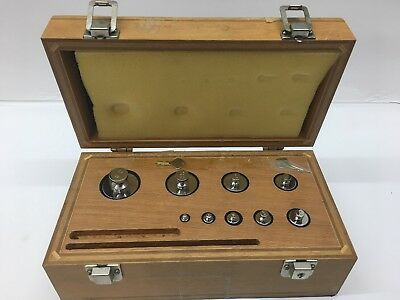 Henry Troemner Cal00105 Calibration Weights